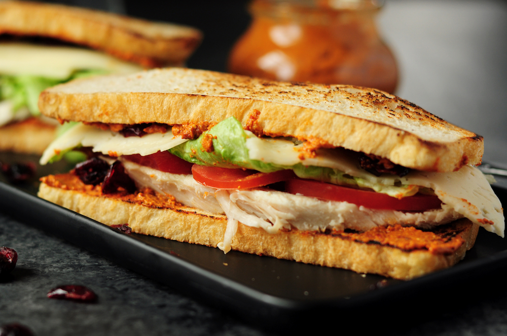 15-Minute Turkey Sandwich