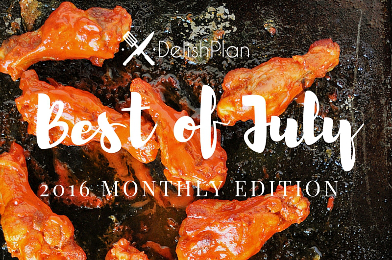 A roundup of the best things that happened in July including new recipes, cooking videos and a clean eating plan for August and beyond.