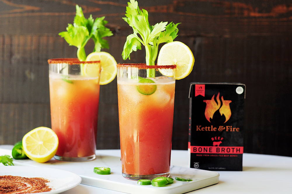 Bone Broth Bloody Bull