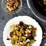 Learn how using Tatung Fusion Cooker to cook Brussels sprouts can save 44% of your time and 84% of energy compared to roasting them in an oven.