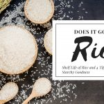 Does Rice Go Bad? Shelf Life of Rice and 4 Tips to Maintain Its Starchy Goodness