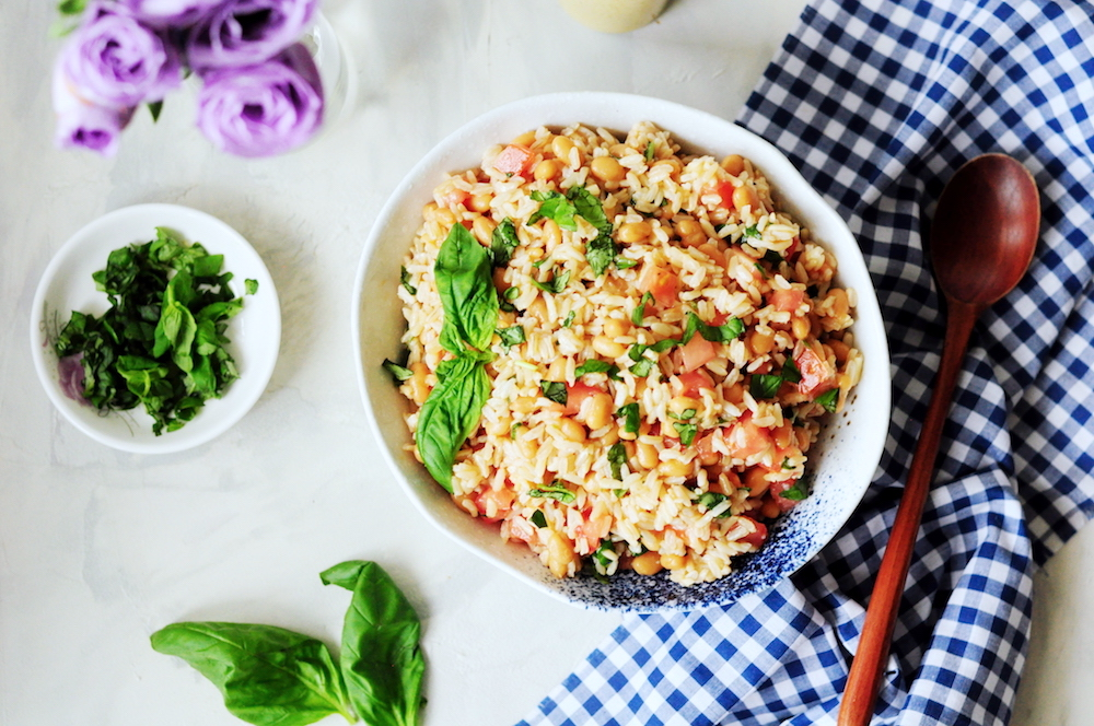 Easy Beans and Rice Recipe