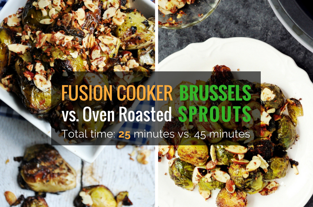 Fusion Cooker Brussels Sprouts - featured image