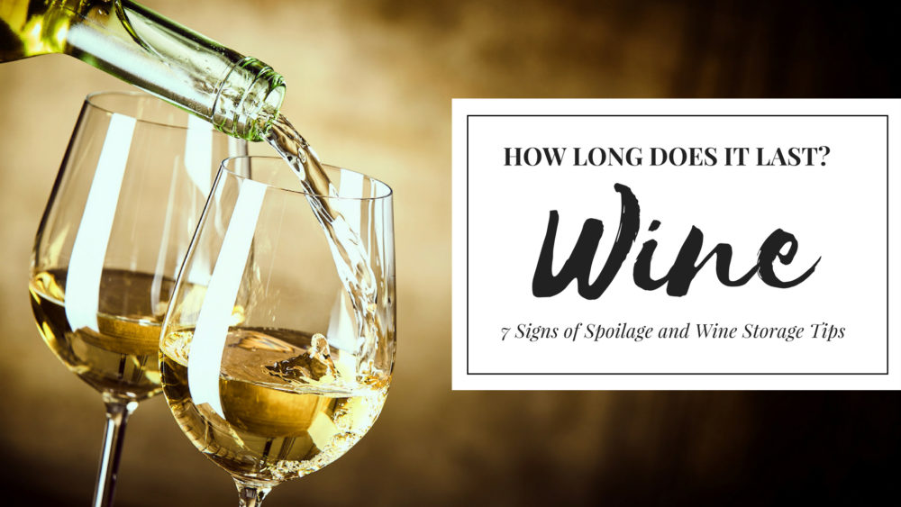 How Long Does Wine Last