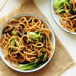 Pan-Fried Shanghai Noodles (Vegan)