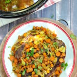 Easy Mississippi roast made in a slow cooker. This recipe makes a delicious gravy. Serve it with mashed potatoes for a completed satisfying meal.