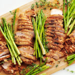 Sous Vide Chicken Breast and Asparagus